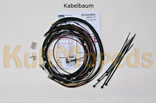 Simson KR51/1 Schwalbe Original Kabelbaum Kabel Schaltplan Lichtmaschine Zündung