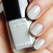 Chanel Longwear Nail Polish 522 Monochrome Gray 13 ml Brand New Light Grey