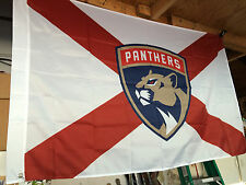 FLORIDA PANTHERS 5FT STATE FLAG NHL RATS LUONGO BARKOV EKBLAD HOCKEY STANLEY CUP