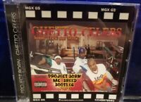 Project Born - Ghetto Celebs CD the dayton family mc breed insane clown posse