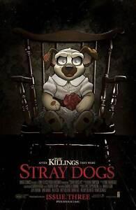 STRAY DOGS #3 COVER B HORROR MOVIE VAR FORSTNER & FLEECS IMAGE COMICS 2021