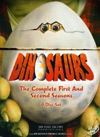 Dinosaurs Season 1 + 2 TV Series First + Second Disney New Region 1