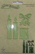 Lea'bilities Design Die Cutter - Candles, craft, card making, scrapbooking 9913