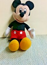 Mickey Mouse 8 inches Tall Great Shape