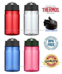 Thermos Water Drinks Hydration Sports Bottle with Straw 355ml BPA Free