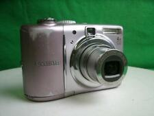 Canon PowerShot A1100 IS 12.1MP Digital Camera - Pink Tested and Working