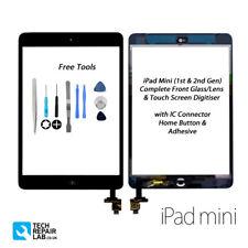 Nuovo Ipad Mini 1 & 2 Completo Anteriore Vetro/Digitalizzatore Touch Screen