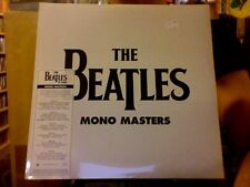 The Beatles Mono Masters 3xLP sealed 180 gm vinyl
