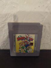 Jeu Nintendo Game Boy Mario & Yoshi Bon état