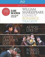 Comedy Romance Tragedy  [Thea Sharrock; Dominic Dromgoole, Various] [DVD]