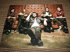 Adam Levine Maroon 5 Color 8x10 Photo Music Sexy Promo