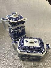 More details for ringtons water / coffee pot and tea pot wade ceramics ' maling ' 1996 / 1997