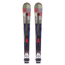 Fischer Hybrid 7,5 Ti Carvingski Rocker All Mountain Ski + Bindung NEU 182cm 407