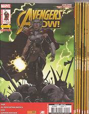 AVENGERS NOW N° 1 à 7 Marvel NOW France Panini comics