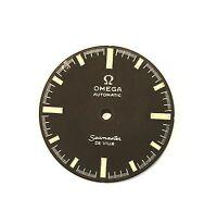 Omega Seamaster dial quadrante nero 064 ST1650024 300 nuovo