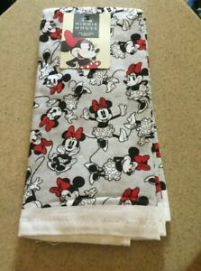 New Disney (2) Pack Disney Minnie Mouse Kitchen Towels