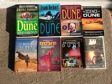 DUNE books, my collection, 24 books in the collection, as a set not sold singly