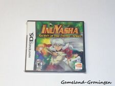 Nintendo DS / NDS Game: InuYasha Secret of the Divine Jewel [NTSC] NEW/SEALED