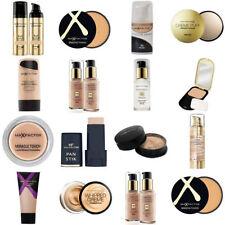 Productos de maquillaje en crema para el rostro