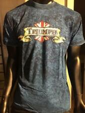 Triumph Live Fast Men's T-Shirt, Small