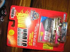 1/64 RC Stock Rods Gold Jeff Burton #99 Exide Batteries '57 Ford Ranchero #86