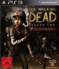 SONY PS3 The Walking Dead Season Two 2 GOTY Telltale Games Series PlayStation 3