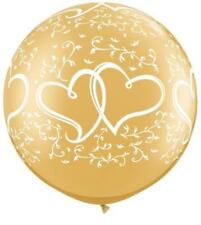 Ballons de fête ballons géants dorés pour la maison toutes occasions