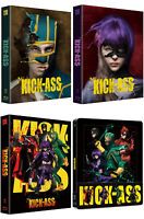 Kick-Ass - Blu-ray Steelbook Full Slip, Lenticular, 1/4 Slip Limited Edition