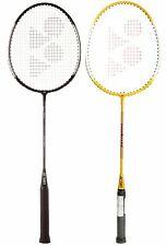 Yonex GR 303 Aluminum Blend Badminton Racquet Combo Of Yellow Black Pack Of 2