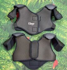 Contak Hockey 700L JR Size Large Under Shoulder Pads Extra Protection  Black