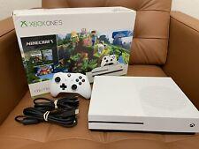 Microsoft Xbox One S 1TB Console -White, W/Accessories, Mint Condition!