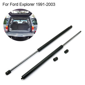 2Pcs Rear Shock Tailgates Gas Struts Lift Supports For Ford Explorer 1991-2003