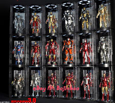 Hall of Armor 3.0 1/6 Scale Iron Man Display Cases Stands Dustproof Show Box Hot