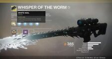 Whisper Of The Worm Exotic (PS4)