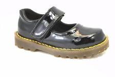 Dr Martens Kids Shoes 6485 Black Pat B-KPT6485CAL Original Doc
