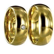 2 Wolfram gold Verlobungsringe Eheringe Trauringe mit gratis Innengravur 44145