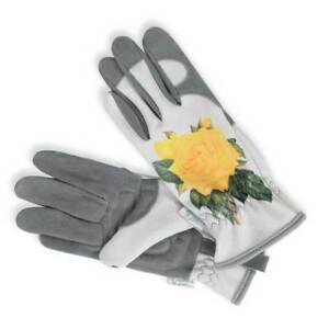 The RHS Collection by Gold Leaf Hampton Deerskin Leather Ladies Garden Gloves