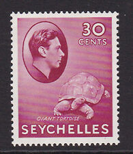 Seychelles. 1938. SG 142, 30c carmine. Fine mounted mint.