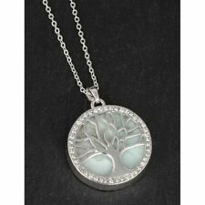 Tree of Life Neclace by Equilibrium Choose Your Colour Amazonite