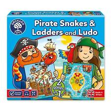 Orchard Pirate Snakes and Ladders & Ludo 040