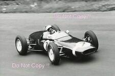 Stirling Moss Lotus 18/21 Winner German Grand Prix 1961 Photograph 1