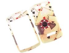 Reinforced Plastic Design Phone Case Aces For BlackBerry Storm 9530 9500