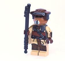 Custom Boushh princess leia star wars minifigures bounty hunter lego bricks