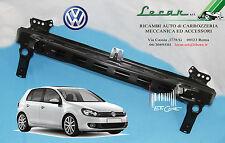 1 RINFORZO PARAURTI ANTERIORE  VW VOLKSWAGEN GOLF 6 VI dal 2/2008 > 8/2012