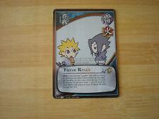 Carte Naruto Fierce Rivals rare !!!