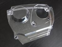 JDM PRO CLEAR TIMING BELT COVER for NISSAN SKYLINE RB25 RB25DET R33 R34 RB25DE