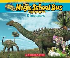 Magic School Bus Presents: Dinosaurs: A Nonfiction Companion to the Or-ExLibrary