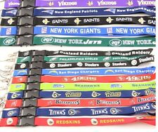 NFL Lanyard NEW UK Seller Keyring ID Holder Phone Strap