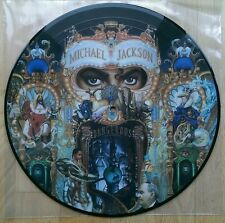 Michael Jackson Dangerous picture disc LP. Brand New. Never Played.