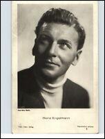 Echtfoto-AK Film-Foto-Verlag Kino Bühne Theater Schauspieler HEINZ ENGELMANN